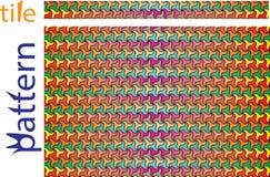 Γεωμετρικά σχέδια που χρησιμοποιούν τους κύκλους των διαφορετικών μεγεθών, που συμπλέκονται Στοκ εικόνες με δικαίωμα ελεύθερης χρήσης