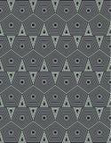 γεωμετρικά hexagons ανασκόπηση&sigma Στοκ Εικόνες
