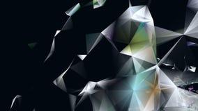 Γεωμετρικές αφαίρεση και κίνηση των μορίων φιλμ μικρού μήκους