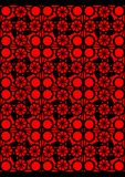 Γεωμετρικές μορφές σε ένα τετράγωνο Στοκ φωτογραφία με δικαίωμα ελεύθερης χρήσης