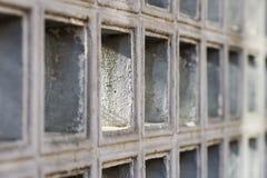 Γεωμετρικές μορφές, Garbatella, Ρώμη, Ιταλία Στοκ φωτογραφία με δικαίωμα ελεύθερης χρήσης