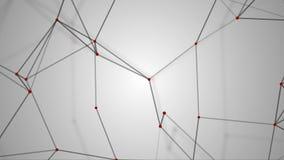 Γεωμετρική αφαίρεση 4K διανυσματική απεικόνιση