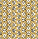 γεωμετρική διακόσμηση Στοκ Φωτογραφία