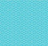 γεωμετρική διακόσμηση Στοκ Εικόνα