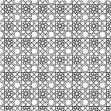γεωμετρική διακόσμηση Στοκ εικόνα με δικαίωμα ελεύθερης χρήσης