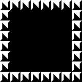 Γεωμετρική εικόνα, πλαίσιο φωτογραφιών με το σχήμα squarish ελεύθερη απεικόνιση δικαιώματος
