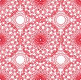 Γεωμετρική διακόσμηση - άνευ ραφής σχέδιο - Tangier Γ Στοκ Φωτογραφία