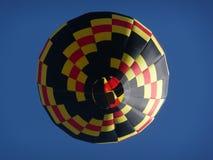 γεωμετρικός καυτός μπαλονιών αέρα Στοκ εικόνα με δικαίωμα ελεύθερης χρήσης