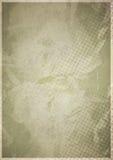 γεωμετρικός παλαιός τρύγος εγγράφου διακοσμήσεων ανασκόπησης Στοκ Εικόνες