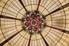 γεωμετρικός rotunda Στοκ Εικόνες