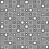 γεωμετρικό άνευ ραφής διάνυσμα προτύπων διανυσματική απεικόνιση
