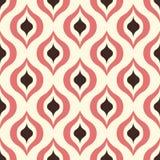 Γεωμετρικό αφηρημένο άνευ ραφής υπόβαθρο σχεδίων Ζωηρόχρωμες μορφές Στοκ φωτογραφία με δικαίωμα ελεύθερης χρήσης