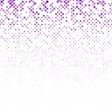 Γεωμετρικό διαγώνιο τετραγωνικό σχέδιο - διανυσματικό υπόβαθρο μωσαϊκών κεραμιδιών γραφικό Στοκ εικόνα με δικαίωμα ελεύθερης χρήσης
