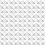 γεωμετρικό λευκό ανασκό& Στοκ εικόνα με δικαίωμα ελεύθερης χρήσης