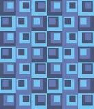 Γεωμετρικό διάνυσμα ορθογωνίων και τετραγώνων υποβάθρου Η προσθήκη ή το πάπλωμα Στοκ Εικόνες