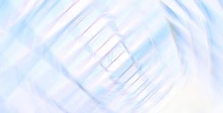 Γεωμετρικό μπλε αφηρημένο υπόβαθρο Στοκ Φωτογραφία