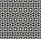 γεωμετρικό πρότυπο άνευ ραφής Απλό κανονικό υπόβαθρο Καθιερώνον τη μόδα ύφος hipster με τα αμερικανικά ινδικά μοτίβα baa διανυσματική απεικόνιση