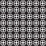 γεωμετρικό πρότυπο άνευ ραφής διάνυσμα Στοκ φωτογραφία με δικαίωμα ελεύθερης χρήσης