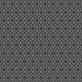γεωμετρικό πρότυπο άνευ ραφής Στοκ Φωτογραφίες