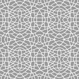 γεωμετρικό πρότυπο άνευ ραφής Στοκ Εικόνες