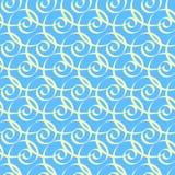 γεωμετρικό πρότυπο άνευ ρ&a Στοκ φωτογραφία με δικαίωμα ελεύθερης χρήσης
