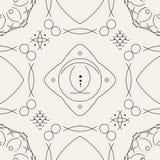 γεωμετρικό πρότυπο Αφηρημένη σύνθεση Στοκ φωτογραφία με δικαίωμα ελεύθερης χρήσης