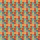 γεωμετρικό πρότυπο αφηρημένο πρότυπο άνευ ραφής Στοκ φωτογραφία με δικαίωμα ελεύθερης χρήσης