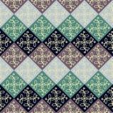 γεωμετρικό πρότυπο Στοκ φωτογραφία με δικαίωμα ελεύθερης χρήσης