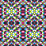 γεωμετρικό πρότυπο Στοκ εικόνες με δικαίωμα ελεύθερης χρήσης