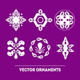 Γεωμετρικό στοιχείο κύκλων Στοκ φωτογραφίες με δικαίωμα ελεύθερης χρήσης