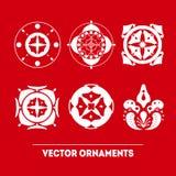 Γεωμετρικό στοιχείο κύκλων Στοκ Φωτογραφίες