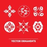 Γεωμετρικό στοιχείο κύκλων Στοκ φωτογραφία με δικαίωμα ελεύθερης χρήσης