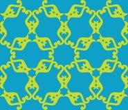 Γεωμετρικό σχέδιο Στοκ Εικόνα
