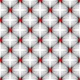 γεωμετρικό σύγχρονο πρότ&upsi Διανυσματική απεικόνιση