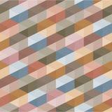 Γεωμετρικό υπόβαθρο - αφηρημένο άνευ ραφής σχέδιο Στοκ εικόνες με δικαίωμα ελεύθερης χρήσης