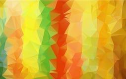 Γεωμετρικό υπόβαθρο λουρίδων Στοκ φωτογραφία με δικαίωμα ελεύθερης χρήσης