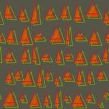 Γεωμετρικό υπόβαθρο στα multicolors Πολύχρωμη σύσταση Διανυσματική απεικόνιση