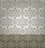 Γεωμετρικό damask σχέδιο Στοκ Εικόνες
