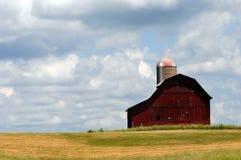 γεωργία από μπροστά Στοκ Εικόνες
