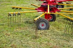 γεωργικά μηχανήματα Στοκ φωτογραφία με δικαίωμα ελεύθερης χρήσης