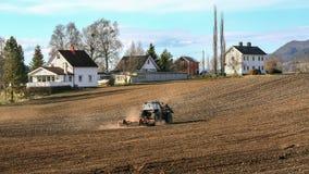 Γεωργική εργασία Στοκ Φωτογραφίες