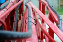 γεωργική μηχανή Στοκ εικόνες με δικαίωμα ελεύθερης χρήσης