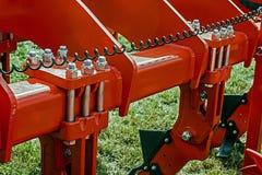 Γεωργικός εξοπλισμός. Λεπτομέρεια 17 Στοκ Φωτογραφίες