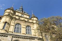 γεωργικό ουγγρικό μουσείο Στοκ Εικόνες