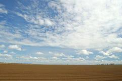 γεωργικό πεδίο στοκ φωτογραφίες με δικαίωμα ελεύθερης χρήσης