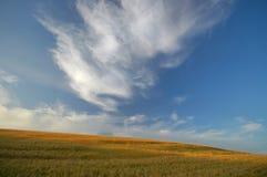 γεωργικό τοπίο στοκ φωτογραφία