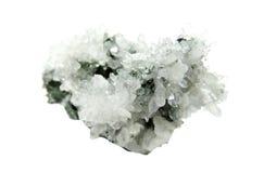 Γεωλογικά κρύσταλλα κρυστάλλων βράχου geode Στοκ φωτογραφίες με δικαίωμα ελεύθερης χρήσης