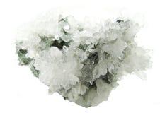Γεωλογικά κρύσταλλα κρυστάλλων βράχου geode Στοκ φωτογραφία με δικαίωμα ελεύθερης χρήσης