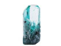 Γεωλογικό κρύσταλλο πολύτιμων λίθων Topaz Στοκ Εικόνες