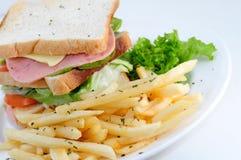 γεύματα Στοκ Εικόνα